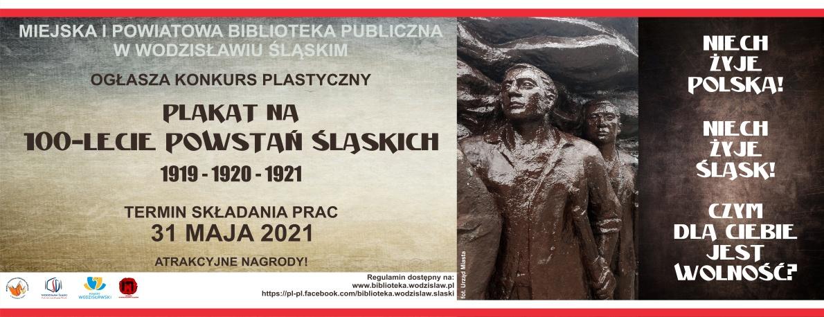 www.baner_.Plakat-na-100-lecie-Powstań-Śląskich-konkurs-plastyczny