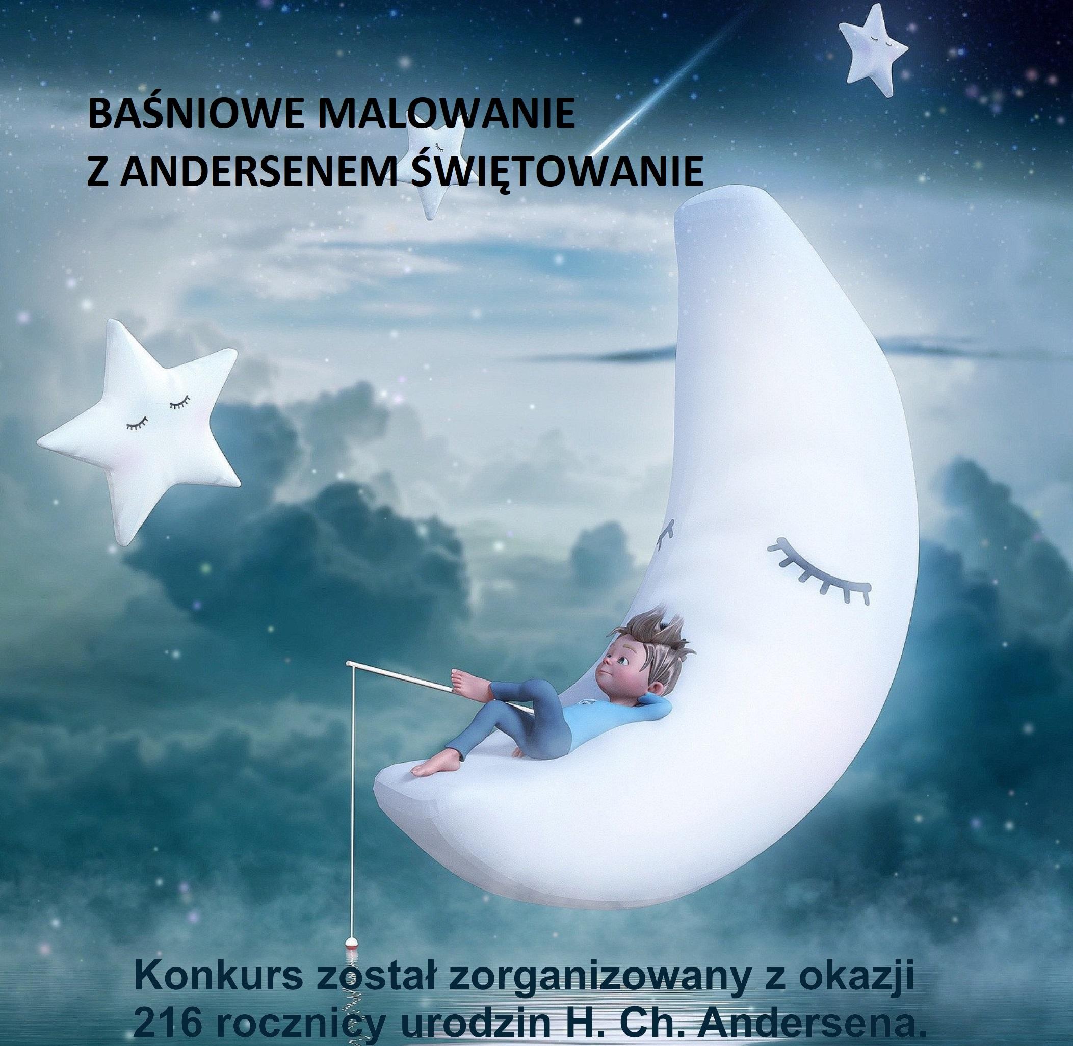 Andersen – Konkurs – Plakat