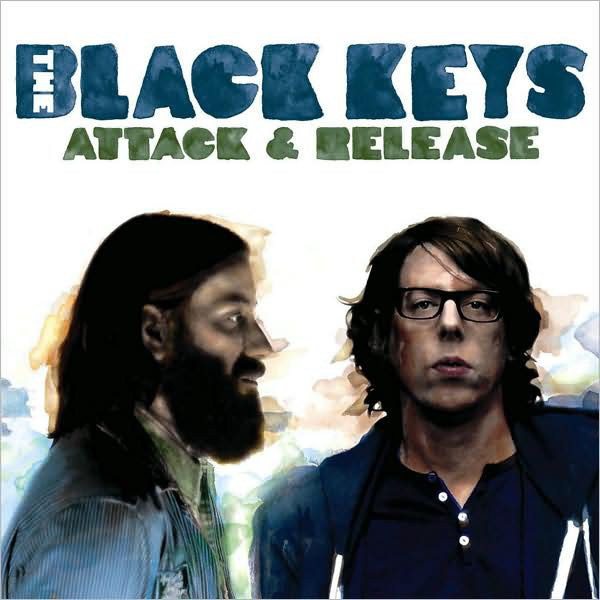 Black Keys - Attack & Release
