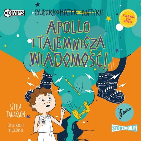 Tarakson Stella - Apollo I Tajemnicza Wiadomość