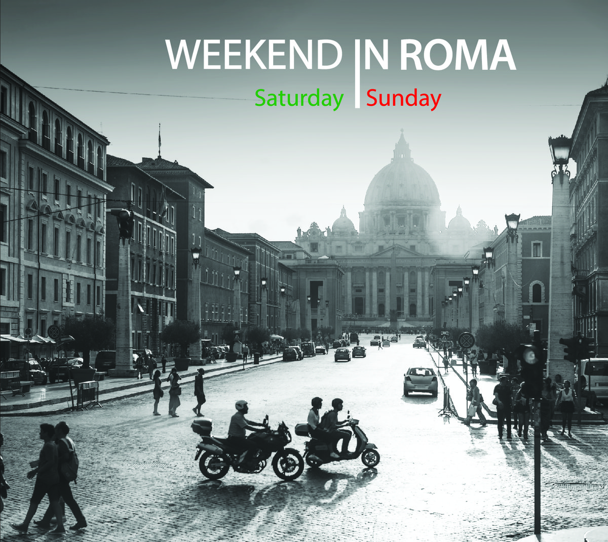Weekend In Roma