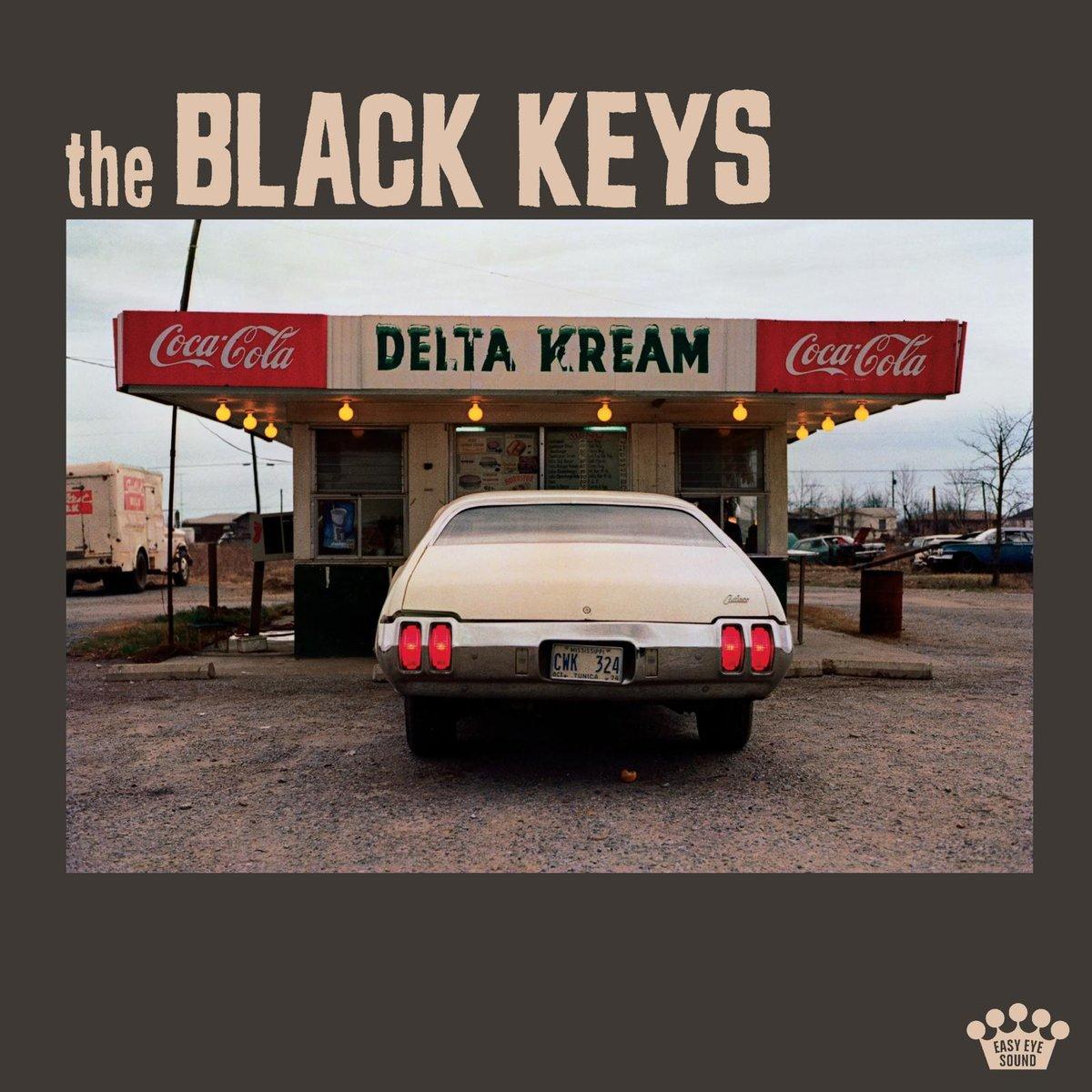 BLACK KEYS – Delta Kream