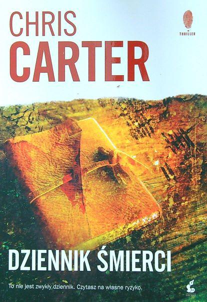 Carter Chris - Dziennik śmierci