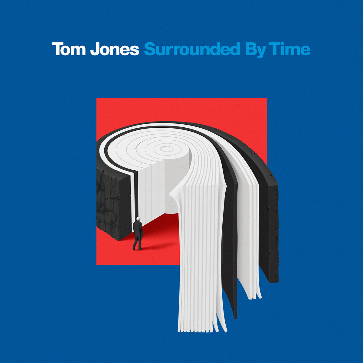JONES TOM – Surrounded By Time