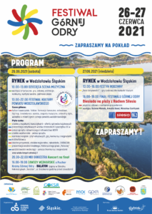 Plakat Festiwal Górnej Odry