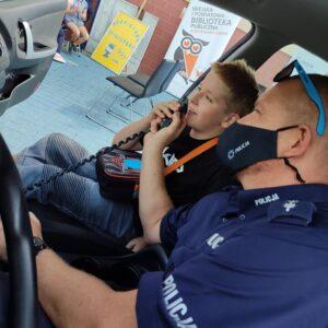 Biblioteka I Policja Dzieciom 2021 – 25