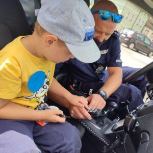 Biblioteka I Policja Dzieciom 2021 – 27