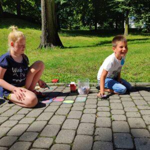 Smerfne Lato – Piknik W Parku – 10