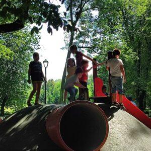 Smerfne Lato – Piknik W Parku – 16