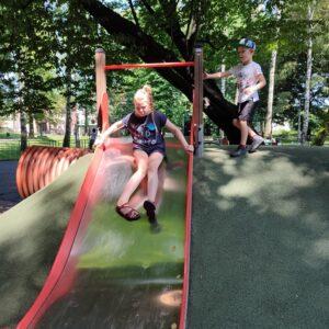 Smerfne Lato – Piknik W Parku – 17