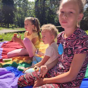 Smerfne Lato – Piknik W Parku – 5