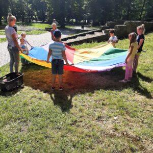 Smerfne Lato – Piknik W Parku – 8
