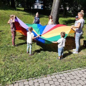 Smerfne Lato – Piknik W Parku – 9