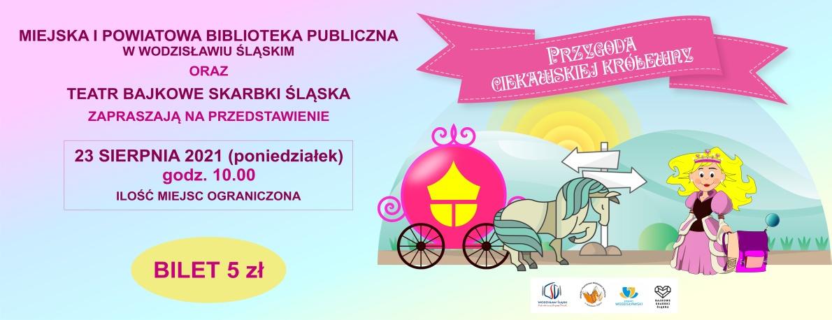 www.baner_.Przygoda-ciekawskiej-królewny-Teatrzyk
