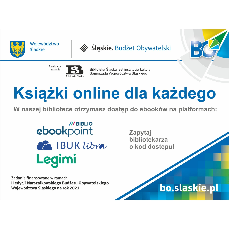 Książki Online Dla Każdego - Ebooki - Biblio Ebookpoint, IbukLibra, Legimi