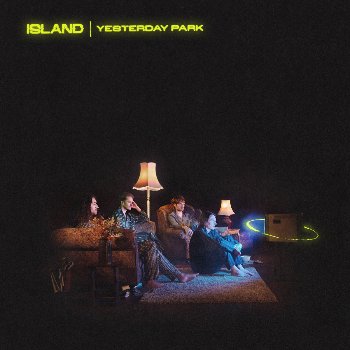ISLAND – Yesterday Park
