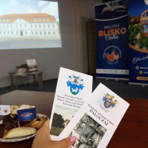 Projekt BLISKO – Bibliospacer – 4