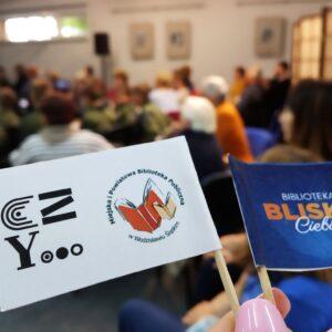 Projekt BLISKO – Bibliospacer – 5