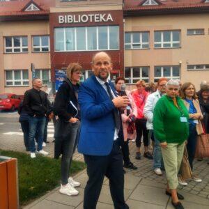 Projekt BLISKO – Bibliospacer – 8