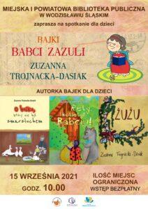 Zuzanna Trojnacka-Dasiak - plakat