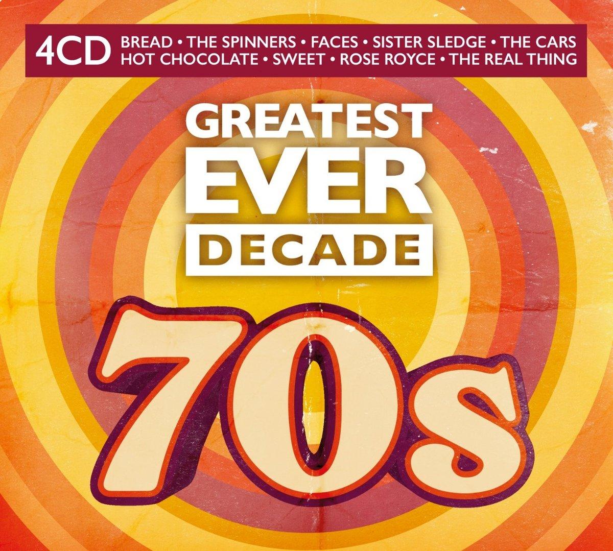 Greatest Ever Decade 70's