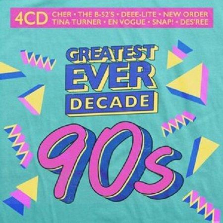 Greatest Ever Decade 90s
