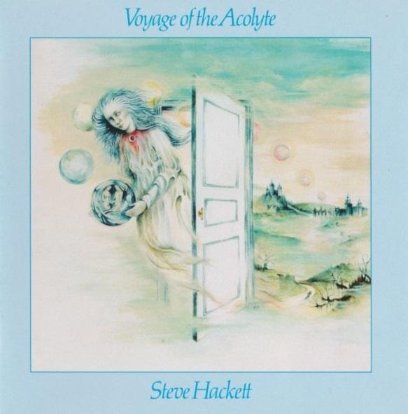 HACKETT STEVE – VOYAGE OF THE ACOLYTE