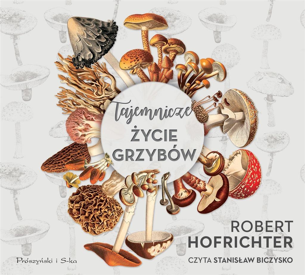 HOFRICHTER ROBERT – TAJEMNICZE ŻYCIE GRZYBÓW