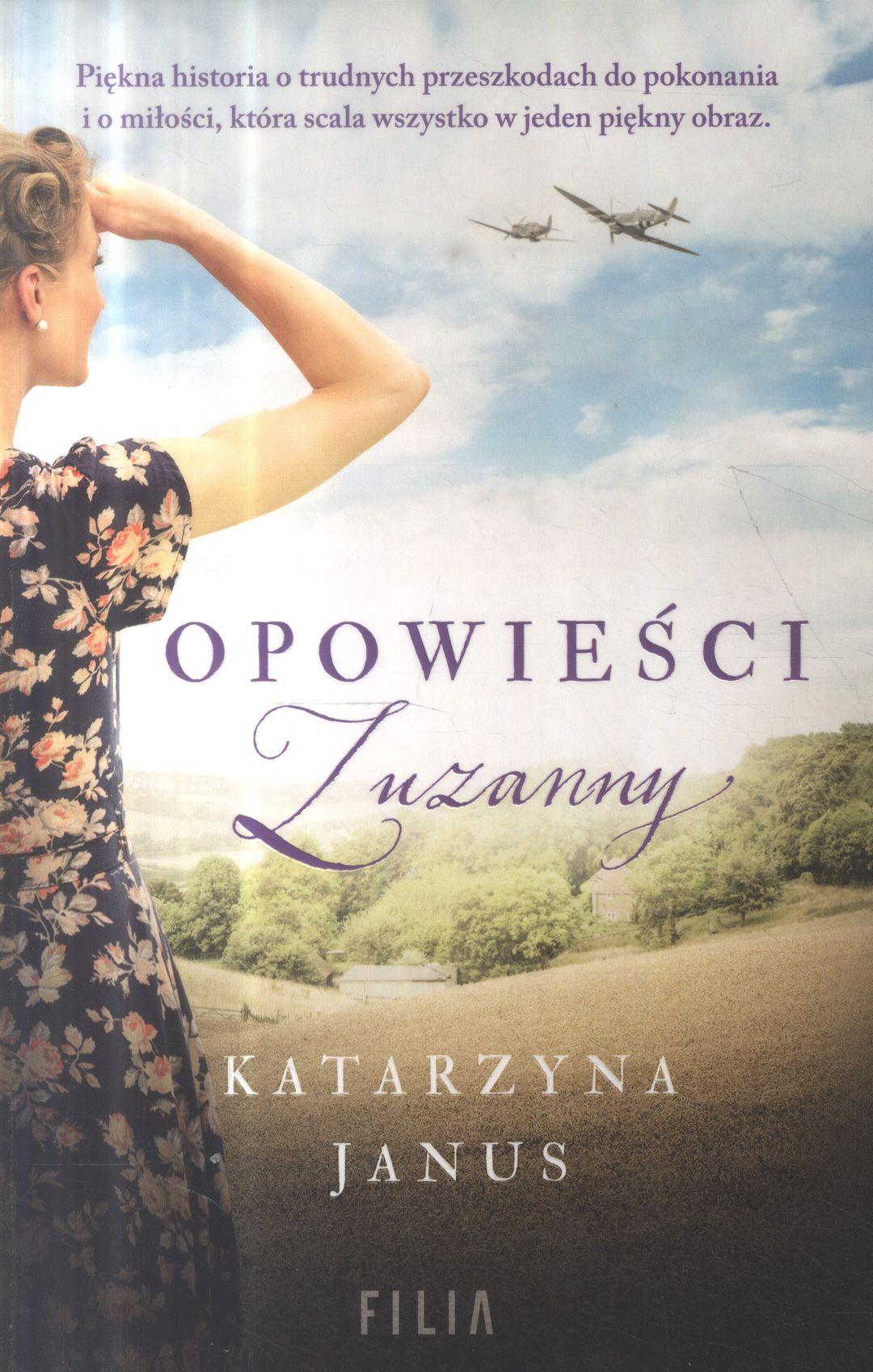 Janus Katarzyna - Opowieści Zuzanny