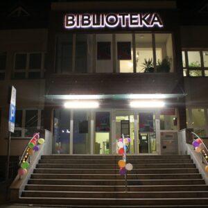Noc Bibliotek Blisko Ciebie 2021 - Czytanie Wzmacnia - Projekt: Biblioteka BLISKO Ciebie